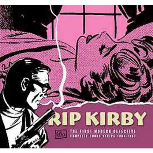 Rip Kirby : The First Modern Detective: Complete Comic Strips, 1964-1967 (Vol 8) (Hardcover) (Fred