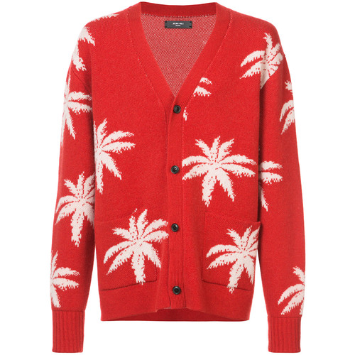 Palm cardigan