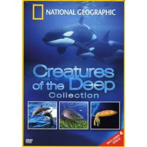 National Geographic: Creatures of the Deep Collection [4 Discs]