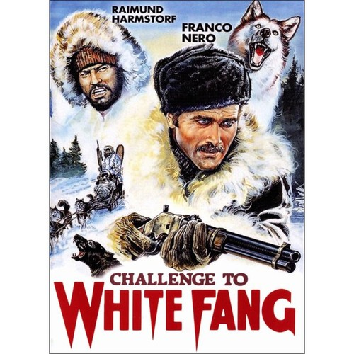 Challenge to White Fang [DVD] [1974]