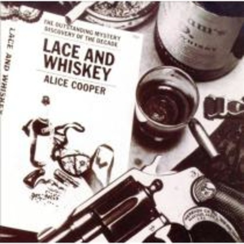 Lace & Whiskey [CD]