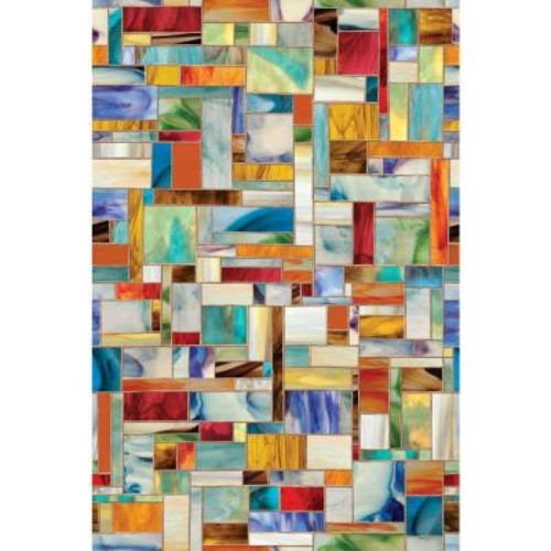 Artscape 24 in. x 36 in. Montage Decorative Window Film