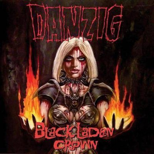 Danzig - Black Laden Crown [Vinyl]