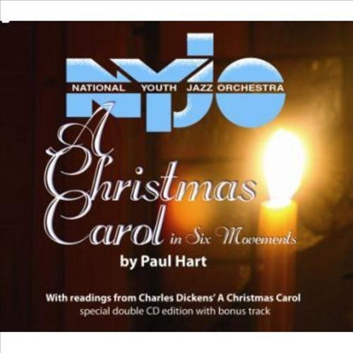 National Youth Jazz Orchestra - A Christmas Carol in Six Movements [Audio CD]