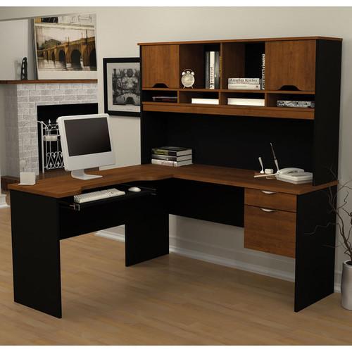 Bestar Desks & Computer Tables Bestar Innova L-shaped Desk