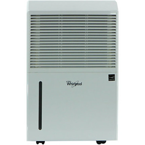 Whirlpool Energy Star Portable Dehumidifier, Portable Room, 70 Pint, 23 1/2