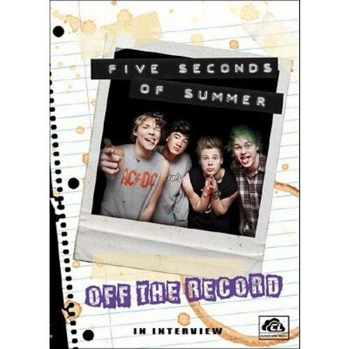 Five Seconds of Summer: Off the Record (dvd_video)