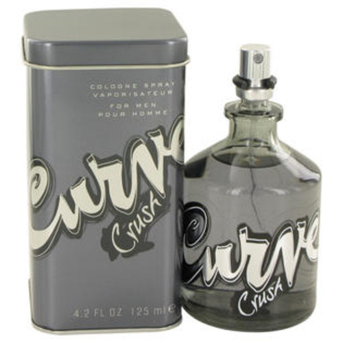 Liz Claiborne Eau De Cologne Spray 4.2 Oz Curve Crush Cologne By Liz Claiborne For Men