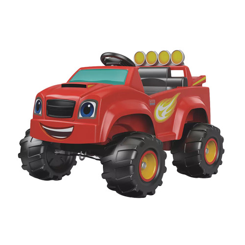 Power Wheels Blaze and the Monster Machines Monster Truck Ride-On by Fisher-Price