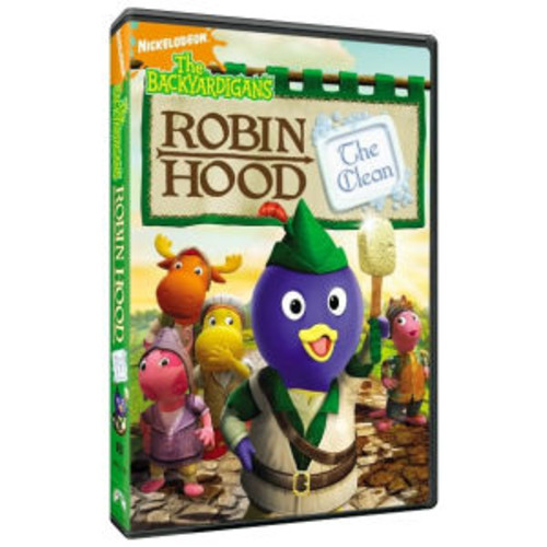 The Backyardigans - Robin Hood the Clean