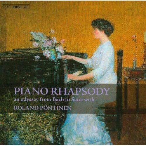 Piano Rhapsody-CD