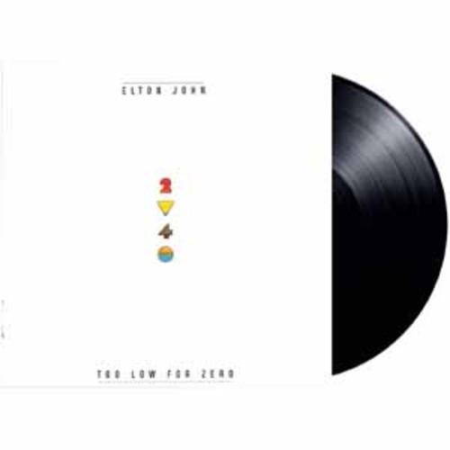 Elton John - Too Low For Zero [Vinyl]