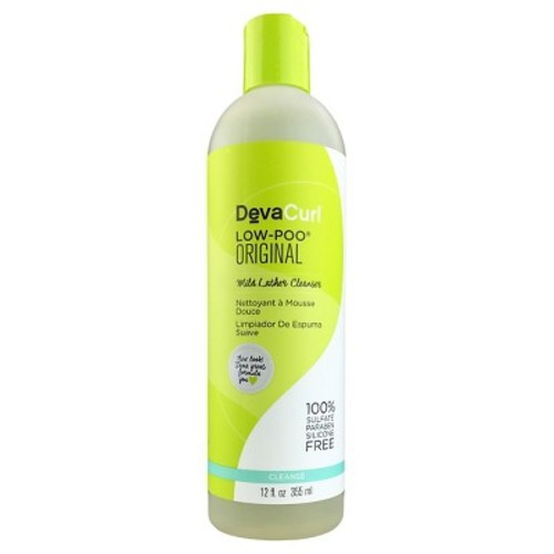 DevaCurl Low-Poo Cleanser - 12 fl oz