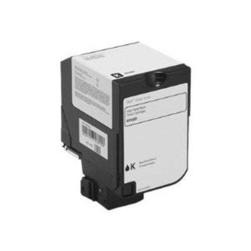 Dell - High Yield - black - original - toner cartridge Use and Return - for Color Smart Printer S5840cdn
