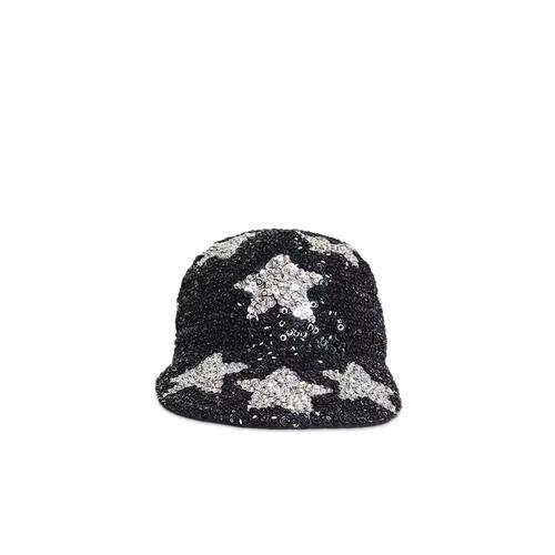 Starry Sequin Duckbill Cap