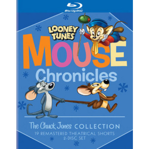 Chuck Jones Collection: Looney Tunes Mouse Chronicles (Blu-ray)