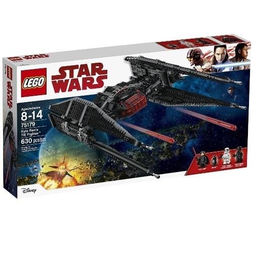 LEGO(R) Star Wars(TM) Kylo Ren's TIE Fighter(TM)