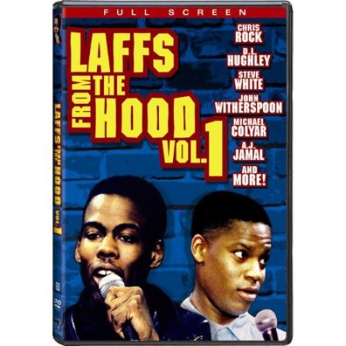 Laffs From the Hood V01