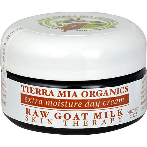 Tierra Mia Organics Extra Moisture Day Cream -- 2 oz