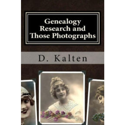 Genealogy Research and Those Photographs: How to Keep Details of the People and Day with Any Photo in a Permanent Way without Altering the Original Photograph