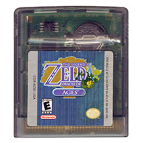 The Legend of Zelda: Oracle of Ages [Pre-Owned]