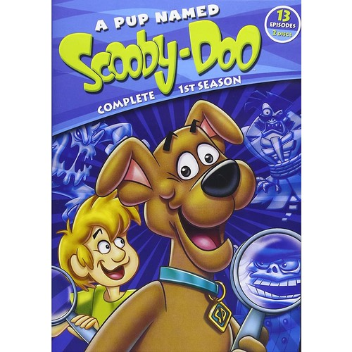 A Pup Named Scooby-Doo: Complete 1st Season