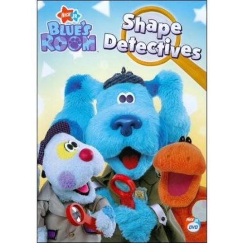 Blue's Clues: Blue's Room - Shape Detectives [DVD]