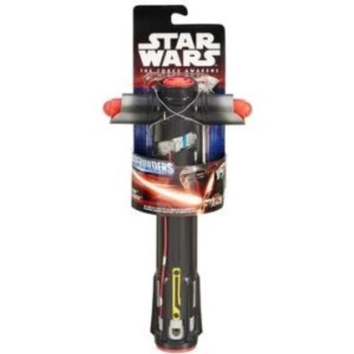 Hasbro Star Wars The Force Awakens Kylo Ren Extendable Lightsaber