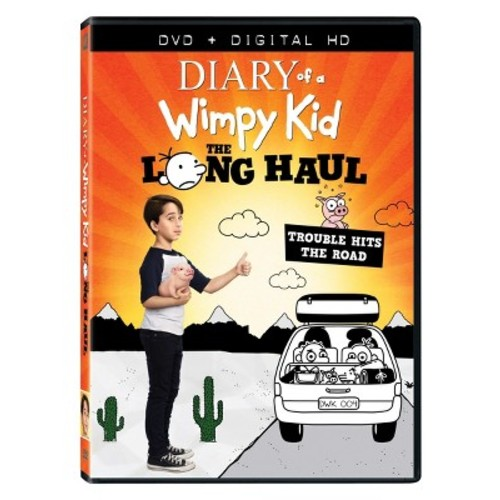 Diary Of A Wimpy Kid 4: The Long Haul (DVD + Digital)