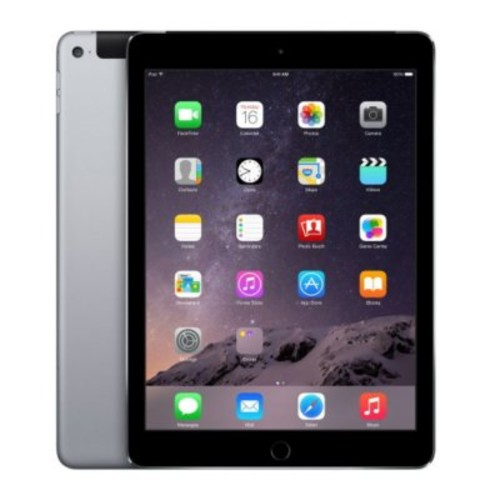 iPad Air 2 Wi-Fi + Cellular - Choose Color and Size (GB) [OriginalSize : :64GB]