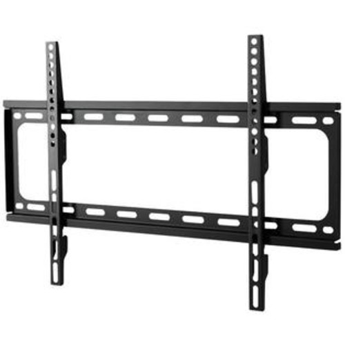 Monster Cable MF642 Super Thin Fixed TV Wall Mount, Black