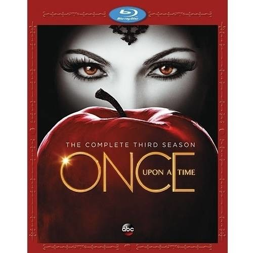 Once Upon A Time-complete 3rd Season [blu-ray/5 Disc/ws] (Buena Vista)