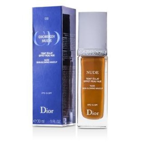 Diorskin Nude Skin Glowing Makeup SPF 15 - # 050 Dark Beige - 30ml/1oz - SBN