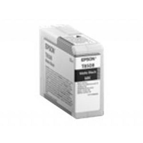 Epson T8508 - High Capacity - matte black - original - ink cartridge - for SureColor P800, SC-P800