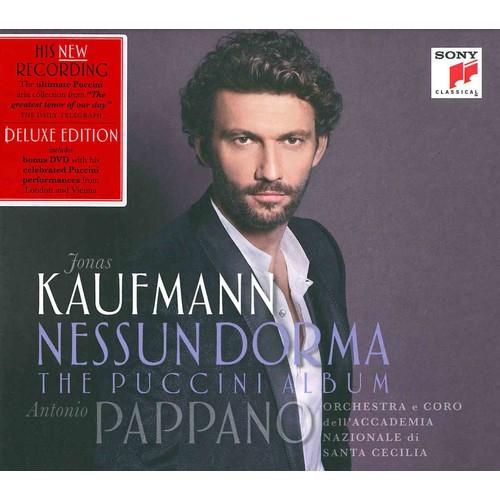 Jonas Kaufmann - Nessun Dorma: The Puccini Album