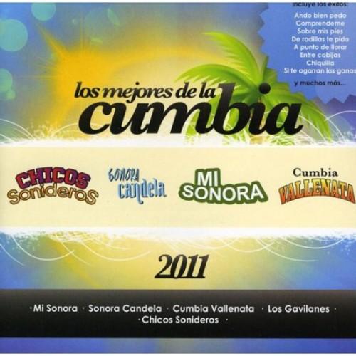 Los Mejores de LA Cumbia 2011 [CD]