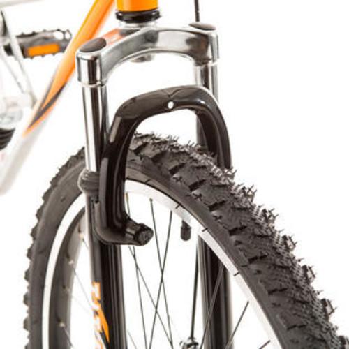 Titan Fusion-Pro Alloy Dual-Suspension All-Terrain Unisex 21-speed Mountain Bike with Disc Brakes