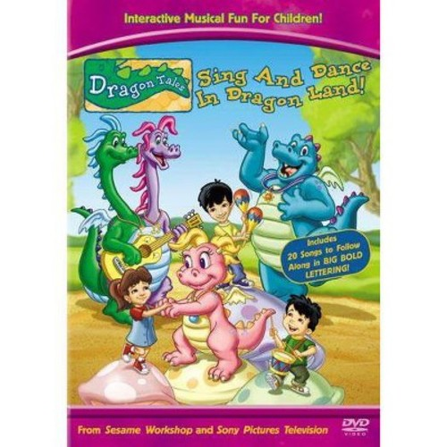 Dragon Tales - Sing and Dance in Dragonland