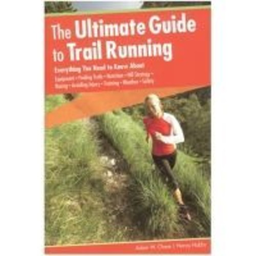 Globe Pequot Press The Ultimate Guide To Trail Running fal755370, Application: Running, General Outdoors, Book Type: Guidebook,