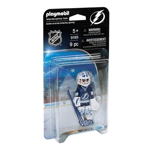 Playmobil NHL Tampa Bay Lightning Goalie Figure