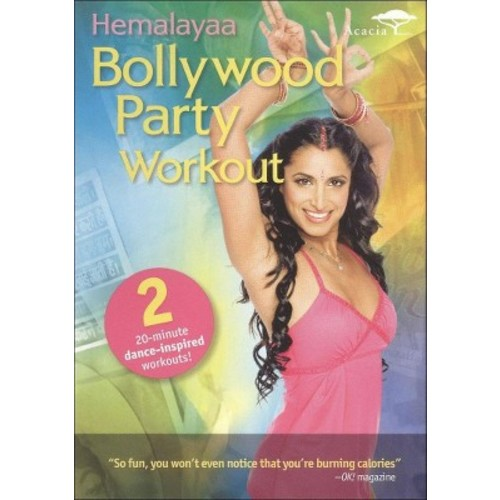 Hemalayaa: Bollywood Party Workout [DVD] [2010]
