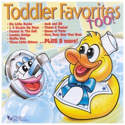 Toddler Favorites CD
