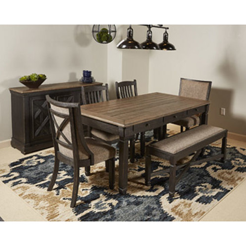 Signature Design by Ashley Tyler Creek Upholstered Dining Bench JCPenney