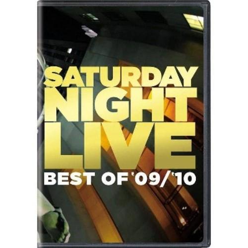 Saturday night live:Best of 09/10 (DVD)
