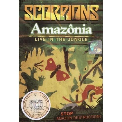 Amazonia:live In The Jungle