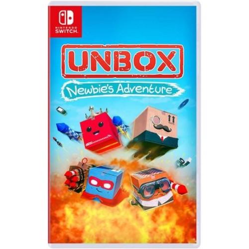 Unbox: Newbie's Adventure - Nintendo Switch