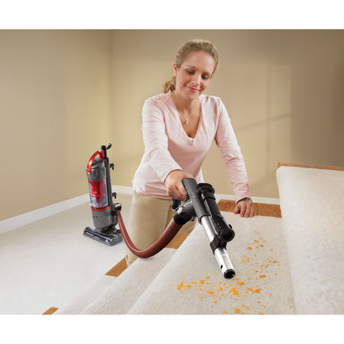Dirt Devil UD70150 Swerve Multi-Cyclonic Bagless Upright Vacuum