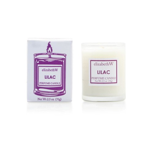 Lilac Petite Candle