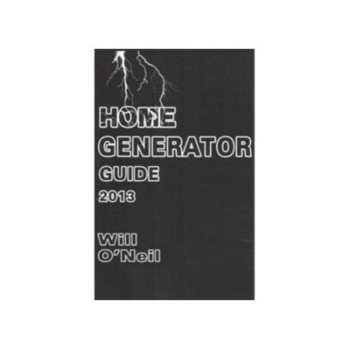 Home Generator Guide 2013