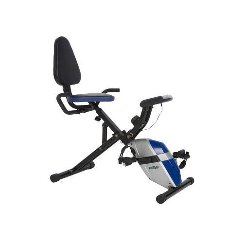 ProGear 190 Compact Folding Recumbent Bike with Heart Pulse Sensors